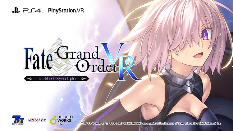 Fate/Grand Order VR feat. Mash Kyrielight_Movie